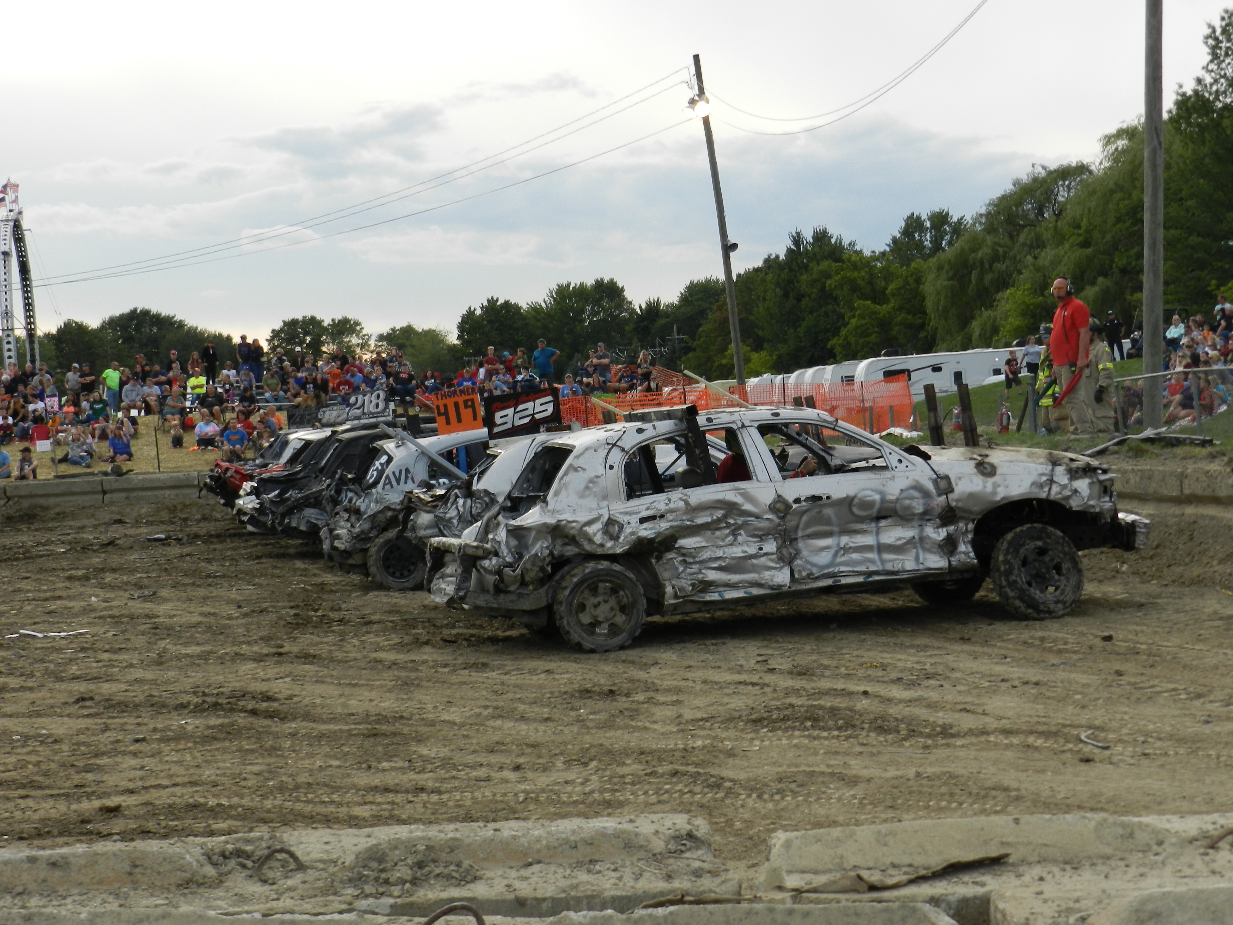 Usa Demolition Derby